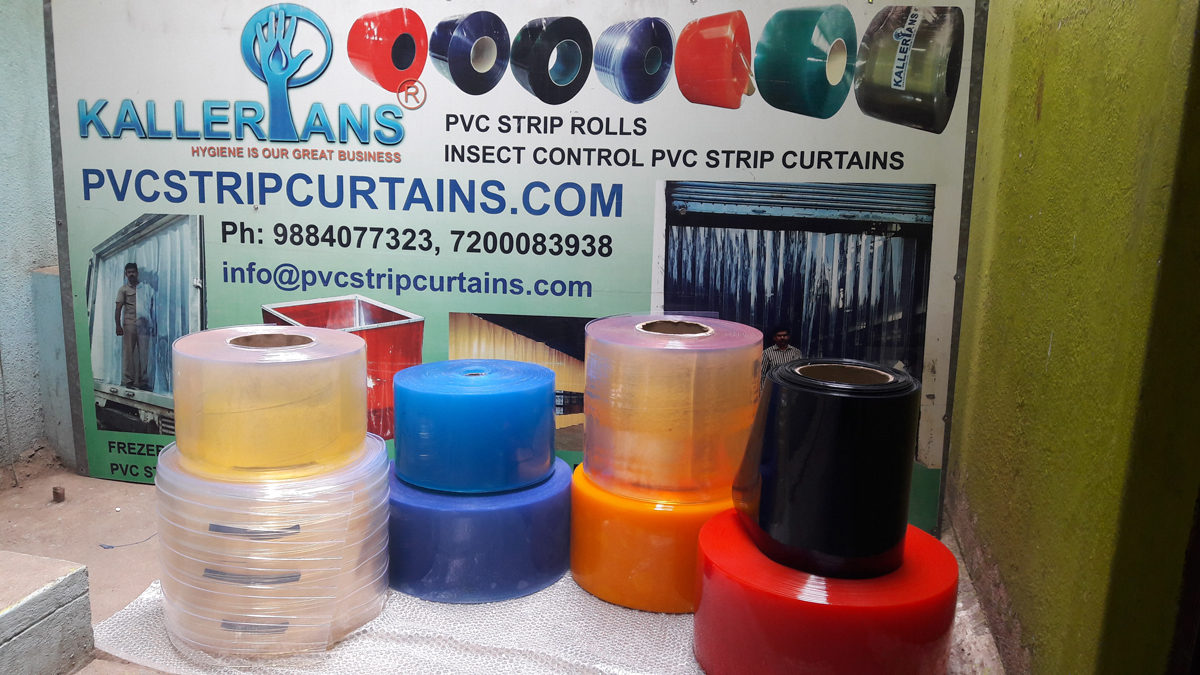 Industrial PVC Strip curtains all types price n products of pvc strip curtains