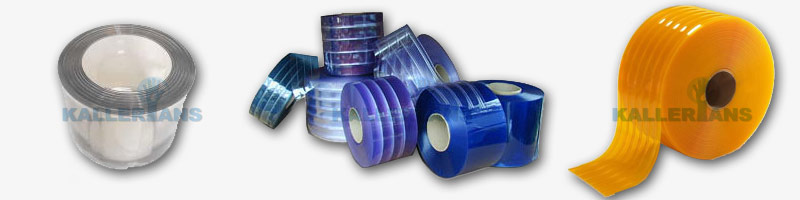 Pvc strip manufacturer