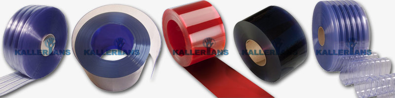 pvc strip curtains and rolls trichy